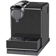 Nespresso Lattissima Touch Washed Black Single-Serve Espresso Machine