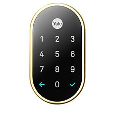 Nest x Yale Smart Lock with Nest Connect - Nickel