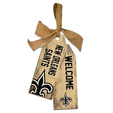56aa8756 New Orleans Saints 12 Inch Team Tags