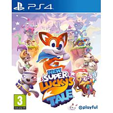 New Super Luckys Tale - PS4