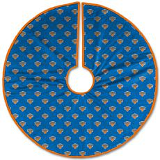 New York Knicks Christmas Tree Skirt