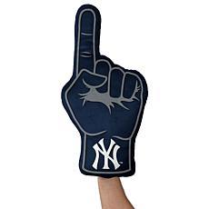 New York Yankees Plushlete Fan Finger Pillow