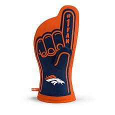 NFL #1 Oven Mitt - Denver Broncos