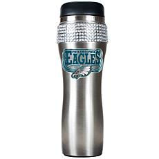 NFL 14 oz. Travel Tumbler-Philadelphia Eagles