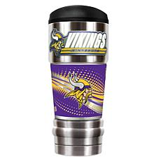 NFL 18 oz. Stainless Steel MVP Tumbler - Vikings