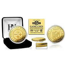 """NFL 2017 Game """"Flip"""" Coin - Steelers"""