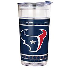 NFL 22 oz. Double Wall Acrylic Party Cup
