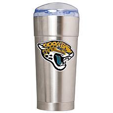 NFL 24 oz. Team Emblem Eagle Tumbler - Jaguars