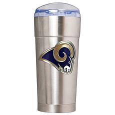 NFL 24 oz. Team Emblem Eagle Tumbler - Rams