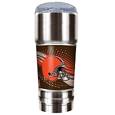 NFL 32 oz. Stainless Steel Pro Tumbler - Browns