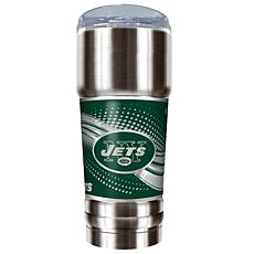 NFL 32 oz. Stainless Steel Pro Tumbler - Jets