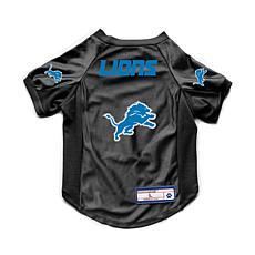 NFL Detroit Lions XS Pet Stretch Jersey