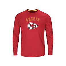 NFL Fanfare Long-Sleeve Tee by VF Sportswear