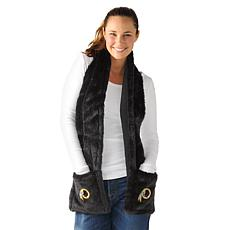 NFL For Her Frozen Tundra Scarf with Pockets by Glll