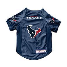 6ff0f692 NFL Houston Texans XL Pet Stretch Jersey