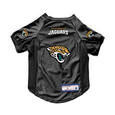 NFL Jacksonville Jaguars Medium Pet Stretch Jersey