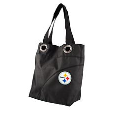 NFL Pittsburgh Steelers Color Sheen Tote