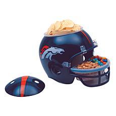 NFL Plastic Snack Helmet - Broncos