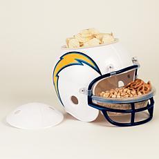 NFL Plastic Snack Helmet - Chargers
