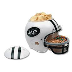 NFL Plastic Snack Helmet - Jets