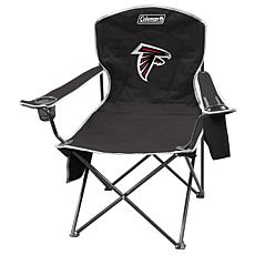 NFL Quad Chair with Armrest Cooler - Falcons