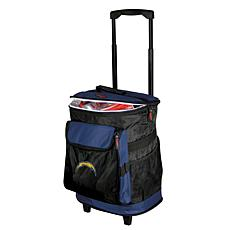 NFL San Diego Chargers Rolling Cooler