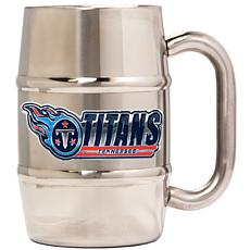 NFL Stainless Steel 16oz Mug - Tennessee Titans