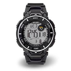 "NFL Team Logo ""Power"" Digital Sports Watch - Jaguars"