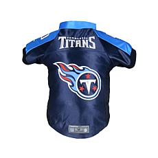 NFL Tennessee Titans Extra Small Pet Premium Jersey