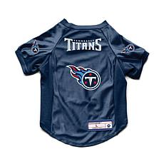 NFL Tennessee Titans Small Pet Stretch Jersey