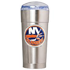 NHL 24 oz. Emblem Stainless Steel Eagle Tumbler - Islan