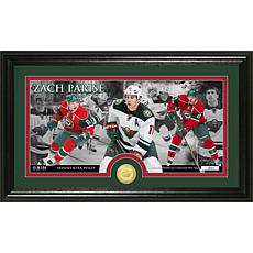 NHL Limited Edition Bronze Coin Panoramic Photo Mint by