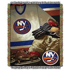 NHL Vintage Tapestry Throw - Islanders