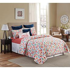 Nicole King Quilt Set