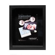 "Nielsen Bainbridge Black Shadowbox 8"" x 10"""