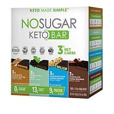No Sugar Keto Bars