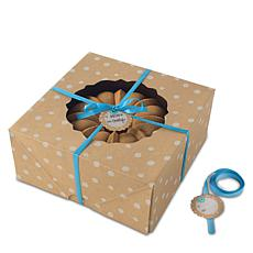 Nordic Ware Kraft Paper Small Bundt Boxes - Set of 4