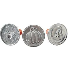 Nordic Ware Spooky Cast Cookie Stamps