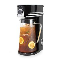 Nostalgia Café Ice 3-Quart Iced Coffee and Tea Brewing System