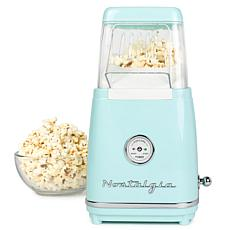 Nostalgia Classic Retro 12-Cup Hot Air Popcorn Maker