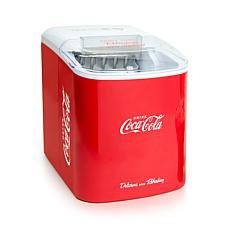 Nostalgia Coca-Cola Automatic Ice Cube Maker