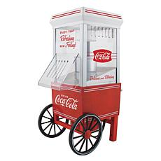 Nostalgia Electrics Coca-Cola Hot-Air Popcorn Maker