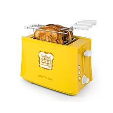 Nostalgia Grilled Cheese Sandwich Toaster