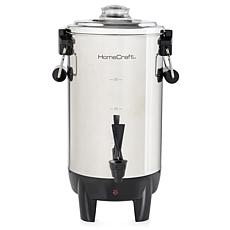 Nostalgia HomeCraft Quick-Brewing Automatic 30-Cup Coffee Urn