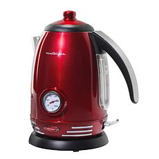 Nostalgia Retro Series Electric Water Kettle