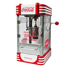 Nostalgia RKP730CK Coca-Cola 2.5-Oz. Kettle Popcorn Maker