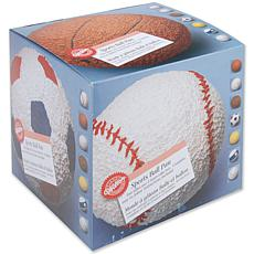 Novelty Cake Pan - Sports Ball 6 (2 Pieces)
