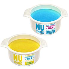 Nuthing Hair Removal Wax Duo