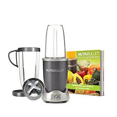 NutriBullet 600 with 8-piece Set and Recipe Book