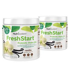 Nutrisystem 28 Days of Vanilla Fresh Start Shakes